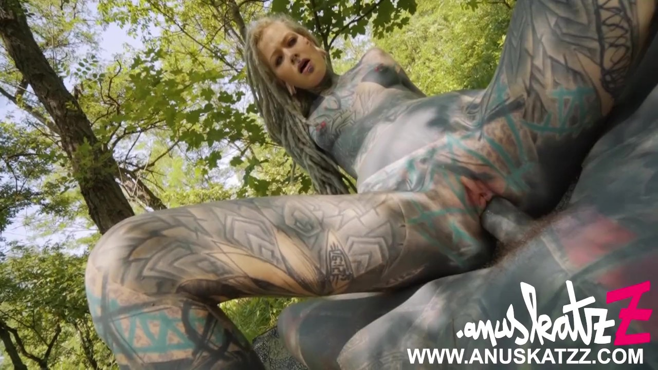 Tattoo Teen Outdoorpuplic Pussy Anal Bj Fuck - Modelhub -9851
