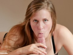Keep Your Cock In My Mouth Forever 4k