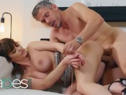 babes - Busty brunette Emily Addison gets fucked by shrink