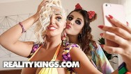 Karissa shannon nude galleries - Reality kings - big tit raver girls michele james karissa shannon 69