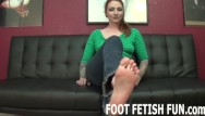 Is foot fetish fun - Femdom feet porn and pov foot fetish videos