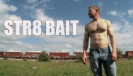 Savage love gay - Baitbus - str8 bait alex adams bumps uglies with blake savage in a van