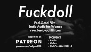 Sexy womens erotic nightwear My fuckdoll: pussy licking, rough sex aftercare erotic audio for women