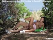 latina porn star apolonia fucks fat cock