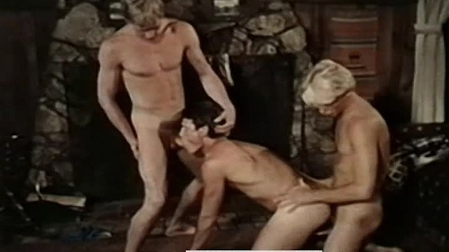 Leo Ford & Lance - BLONDES DO IT BEST (1985) Threeway