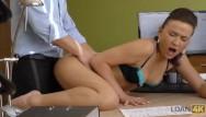Sexual relations in the family Loan4k. brunette a des relations sexuelles contre de largent pour la premi