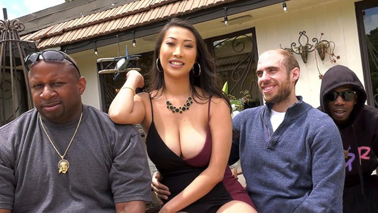 Ariella Ferrera Deep Throats Buddy Hollywood