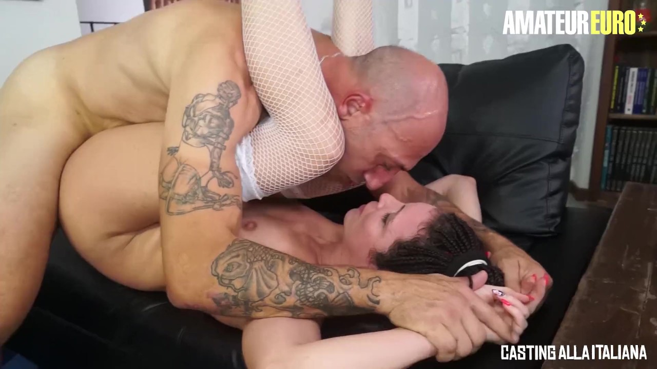 Lilu Moon Passionate Hard Doggy Fuck on Holidays with BF!
