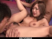 group hot sex in classic porn with aika - more at 69avs com