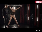 LETSDOEIT - Light Bondage Passionate SEX with Czech Babe Candice Luca