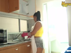 Mamacitaz - Mischievous Latina Maid Would Rather Poke Than Neat The House