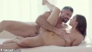 Daddy erotica - Passionate couple fuck hard - eroticax