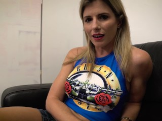 Cory Chase in Sucking My Son's Best Friend Off