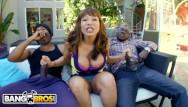 Nude black jack Bangbros - interracial big black cock threesome for thicc cougar ava devine