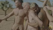The young ones gay porn - Hot grandpa hooks up with gay porn stars