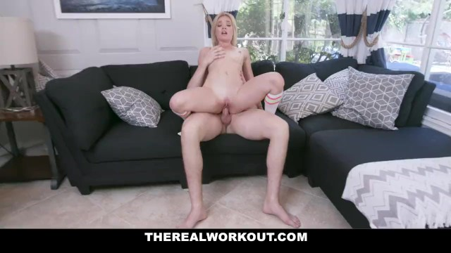 TeamSkeet - Fit Teen Gets Her Pussy Fucked By A Hunk