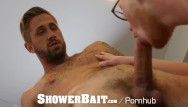 Gay redheads cock Showerbait handsome redhead shower seduction