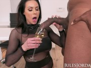 Jules Jordan . - Big Tit MILF Star Kendra Lust Has A BBC Celebration