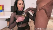 Jordens big tits Jules jordan . - big tit milf star kendra lust has a bbc celebration