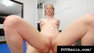 Sperm filling gag Cum lovin pepper hart fill her mouth with big dick lots of sperm