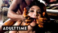 Jane Wilde vs. BBC for Nasty, Hard Sex FULL SCENE from ADULT TIME !!
