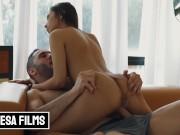 bellesa films - gianna dior fucks big dick untill it exploded on her