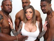 Karma Rx Gets All Her Holes Pounded By BBC