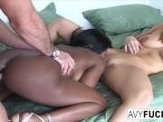 Trío Erotico Con Sexy Jada Fire