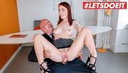 Kinky during sex - Letsdoeit - kinky german secretary rides her boss during lunch break