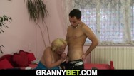 Free blonde hairy pussy - Old blonde granny gives up her hairy pussy him