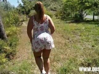 Madre follan en el bosque (1 parte)
