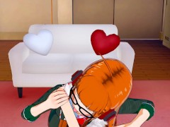 Persona 5 - Futaba Sakura Wants Your Dick