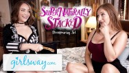 Stacked bbw blog - Boyfriends stacked sister does magic 4 my pussy- girlsway