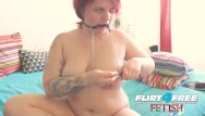 Fucking jolie Flirt4free fetish - linda jolie - sexy bbw bdsm babe with nipple clamps