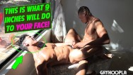 Gay italian hunk Real metro italian dude gets his asshole stretched by huge donk bbc