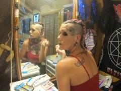 Chassidy Lynn - Smoking MILF, POV Anal Rough Sex, Anal Creampie
