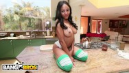 Bobbie brown fetish gallery - Bangbros - petite black babe anya ivy interracial brown bunnies fuck sesh