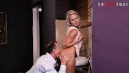 Biras creek virgin Vipsexvault - hot sweaty sex in the bathroom with hot czech wife barra bras