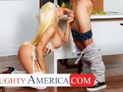naughty america- nikki delano gets sperm donated by hot student