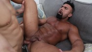 Free hot gay jock videos - Gaywire - muscle jock pounds his horny roommates ass