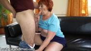 Her lesbian grandma - Mature cougar caught touching her box -lustygrandmas