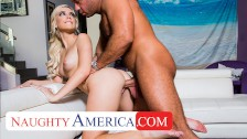 naughty america - allie nicole gives it to her new neighbor
