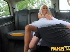 Fake Taxi Hot sexy Tara Spades creampied on her wedding day