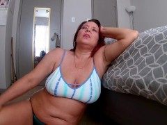 Stepmom Desires Her Culo Licked, Eat Mothers Ass