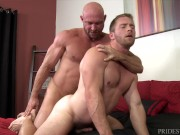 Daddy Killian Knox Barebacks His Boyfriend - PrideStudios