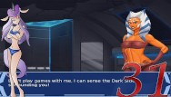 Cartoon character from picture sex star war Star wars orange trainer uncensored gameplay episode 31