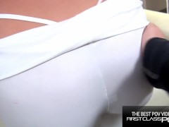 Hot Cougar Cherie Deville Blow And Ravage A Hoge Schlong In Point Of View - Spizoo