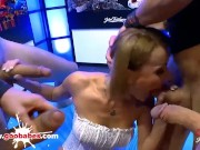 Elen Million is a well-known sex kitten who loves cock and sperm.