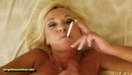 Fetish paris Smoking sex till she gets a facial