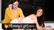 Panties teacher lesbian - My stepmom is also my teacher im a hot virgin 4 her- mommysgirl
